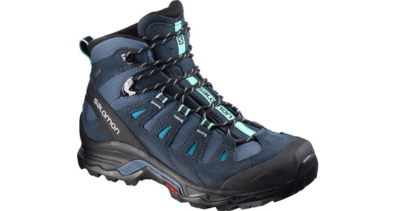 Salomon Quest Prime GTX Sko Damer blå